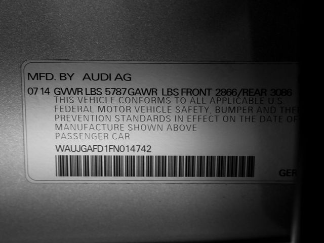 2015 Audi A8 L 3.0T Burbank, CA 30