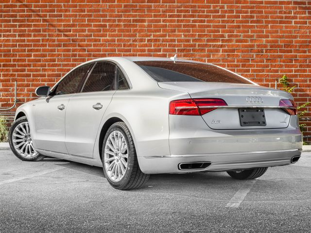 2015 Audi A8 L 3.0T Burbank, CA 7