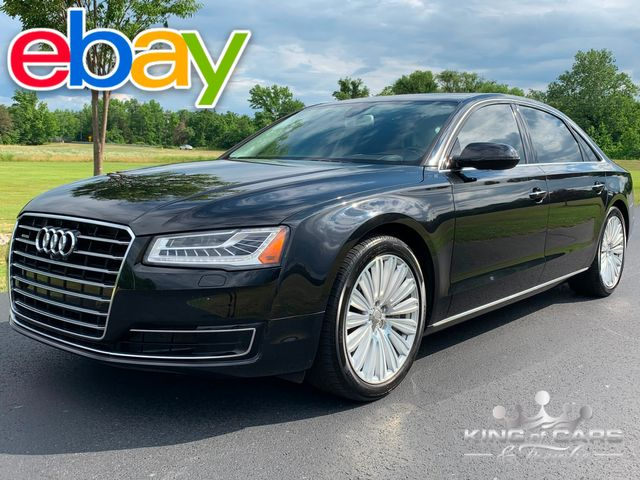 2015 Audi A8 L 4.0 L V8 TWIN TURBO AWD LOADED LOW MILES in Woodbury, New Jersey 08093