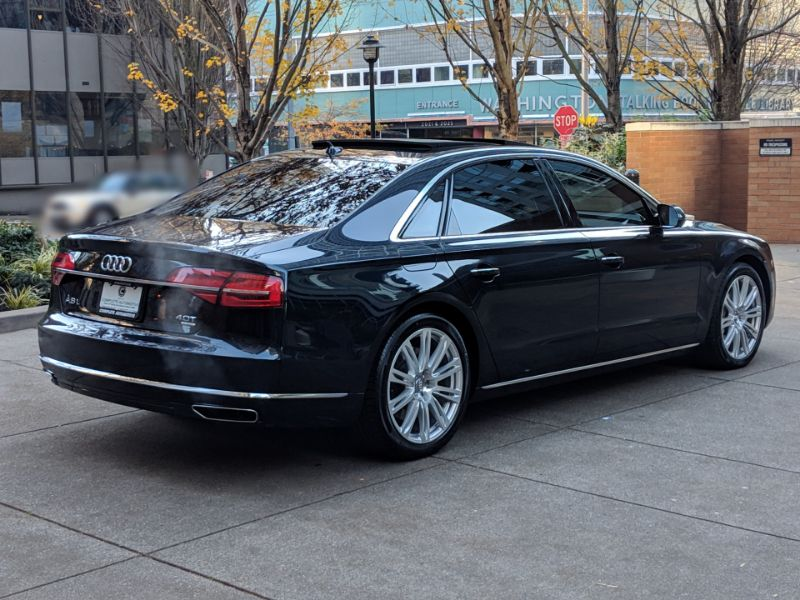 2015 Audi A8 L 40T Quattro Only 14000 Miles MSRP 104240  Driver Assist Luxury Cold Weather Premium Packages  city Washington  Complete Automotive  in Seattle, Washington