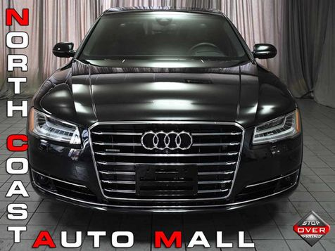 2015 Audi A8 L 4.0T in Akron, OH