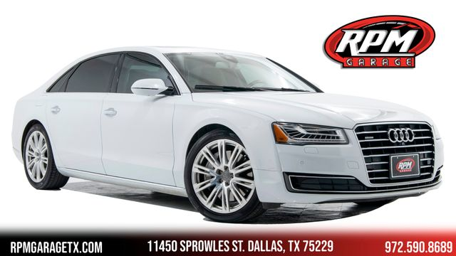 2015 Audi A8 L 3.0T 90K MSRP in Dallas, TX 75229