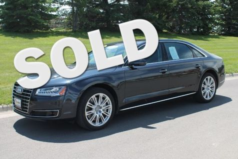 2015 Audi A8 L 3.0L TDI in Great Falls, MT