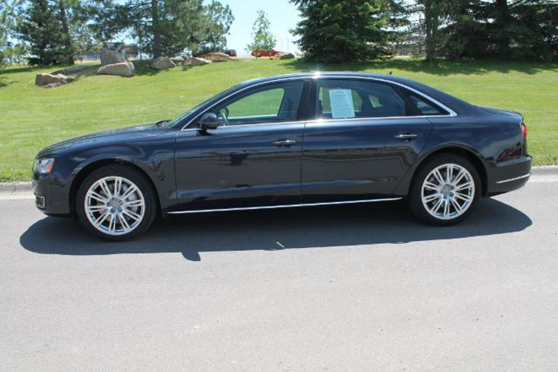 2015 Audi A8 L 30L TDI  city MT  Bleskin Motor Company   in Great Falls, MT