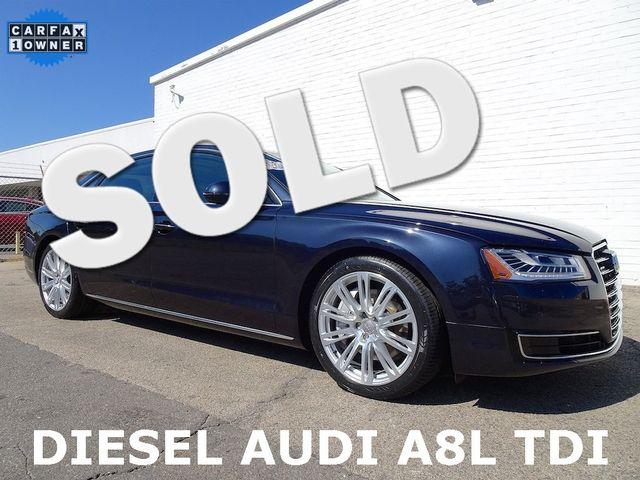 2015 Audi A8 L 3.0L TDI Madison, NC