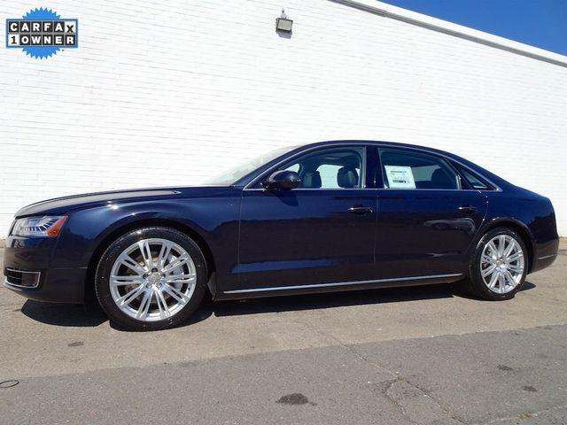 2015 Audi A8 L 3.0L TDI Madison, NC 10