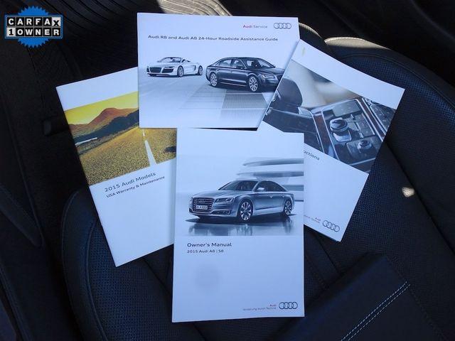 2015 Audi A8 L 3.0L TDI Madison, NC 55