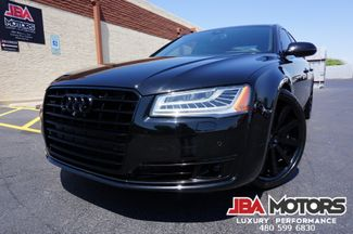 2015 Audi A8 L 3.0T Quattro AWD LWB Sedan A8L - Black Out Package | MESA, AZ | JBA MOTORS in Mesa AZ