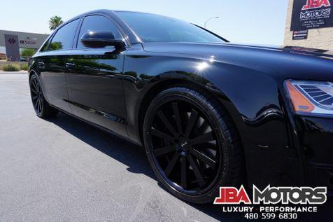 2015 Audi A8 L 3.0T Quattro AWD LWB Sedan A8L - Black Out Package | MESA, AZ | JBA MOTORS in MESA, AZ