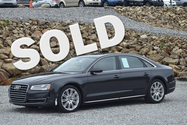 2015 Audi A8 L 4.0T Naugatuck, Connecticut