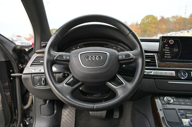2015 Audi A8 L 3.0T Naugatuck, Connecticut 19