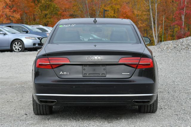 2015 Audi A8 L 3.0T Naugatuck, Connecticut 3