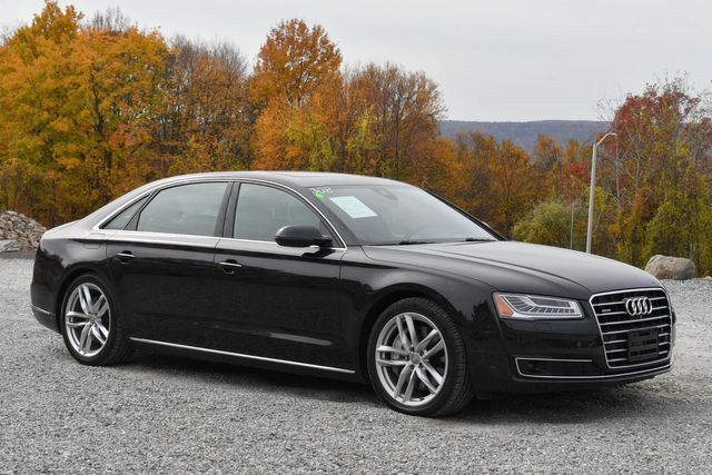2015 Audi A8 L 3.0T Naugatuck, Connecticut 6