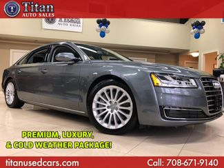 2015 Audi A8 L 4.0T in Worth, IL 60482