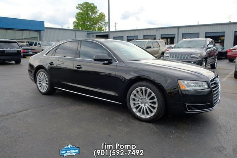 2015 Audi A8 4.0T | Memphis, Tennessee | Tim Pomp - The Auto Broker in Memphis Tennessee