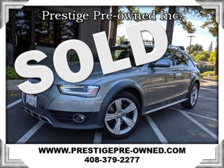 2015 Audi ALLROAD in Campbell CA