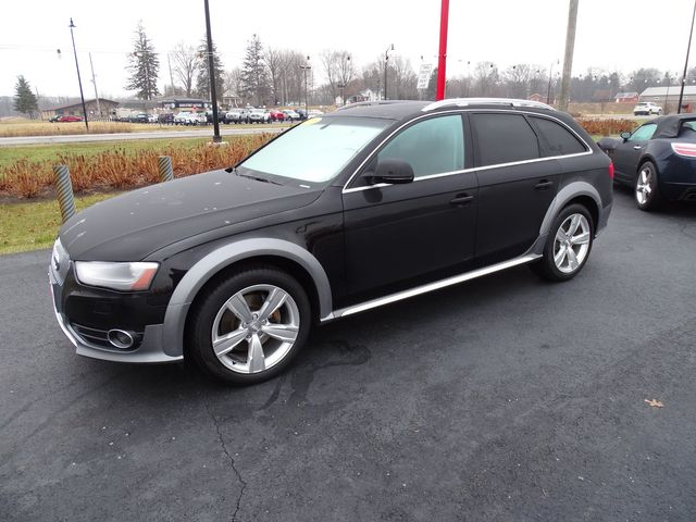 2015 Audi allroad Premium Plus in Valparaiso, Indiana 46385