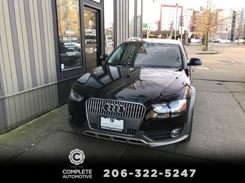 2015 Audi A4 Allroad Wagon Quattro Premium Plus 1 Owner Back Up Camera Navigation Save $19,137 From New   in Seattle