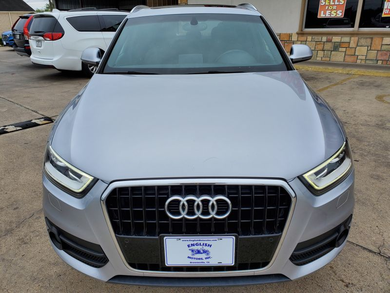 2015 Audi Q3 20T Premium Plus  Brownsville TX  English Motors  in Brownsville, TX