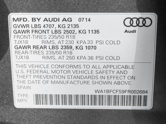 2015 Audi Q3 2.0T Premium Plus Burbank, CA 29