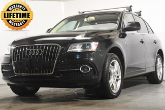2015 Audi Q5 Premium Plus 3.0 S Line/ Nav/ Blind Spot/ Safety in Branford, CT 06405