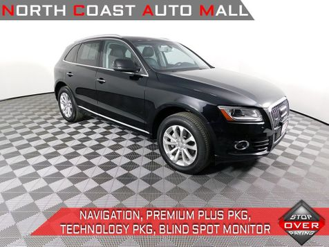 2015 Audi Q5 Premium Plus in Cleveland, Ohio
