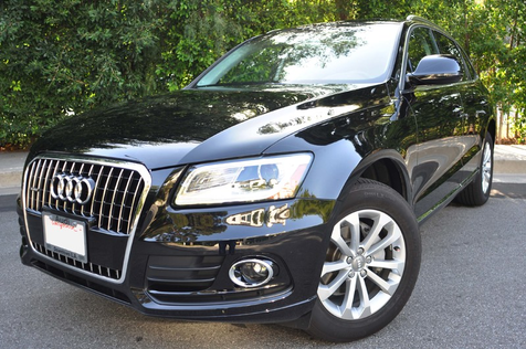 2015 Audi Q5 , 2.0 Turbo Premium, Quattro, Factory Warranty! in , California