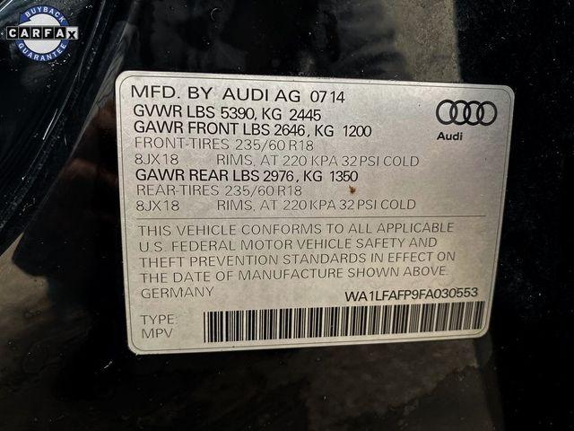 2015 Audi Q5 Premium Plus Madison, NC 45