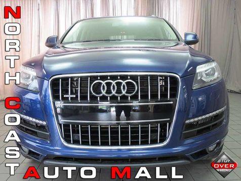 2015 Audi Q7 3.0L TDI Premium Plus in Akron, OH