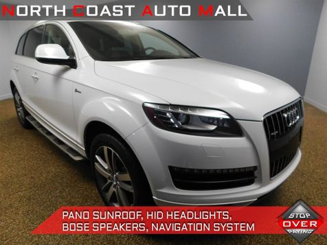 2015 Audi Q7 3.0T Premium Plus in Bedford, Ohio