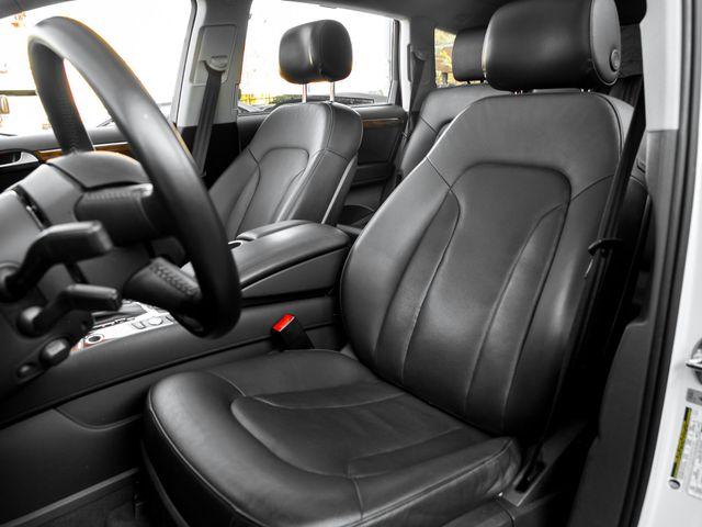 2015 Audi Q7 3.0T S line Prestige Burbank, CA 11