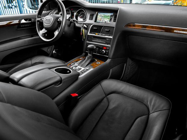 2015 Audi Q7 3.0T S line Prestige Burbank, CA 12