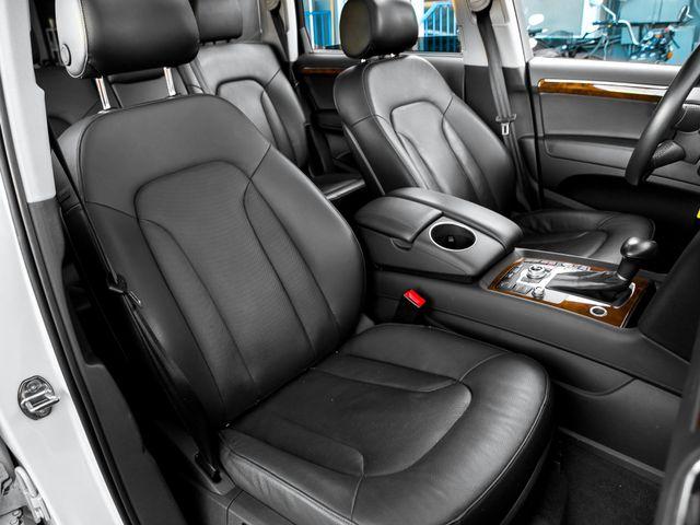 2015 Audi Q7 3.0T S line Prestige Burbank, CA 13