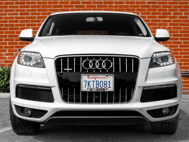 2015 Audi Q7 3.0T S line Prestige Burbank, CA 2