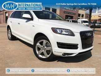 2015 Audi Q7 Premium ONE OWNER in Carrollton, TX 75006