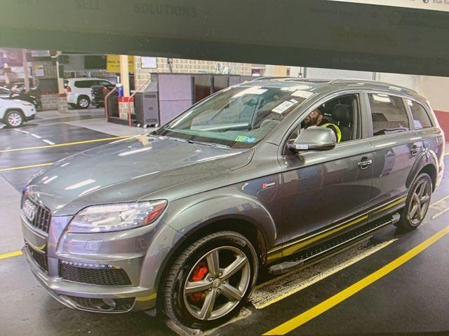 2015 Audi Q7 3.0T S line Prestige