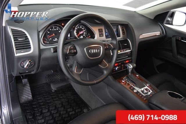 2015 Audi Q7 3.0T Premium quattro in McKinney, Texas 75070