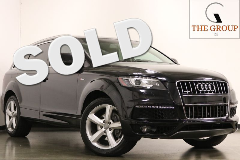 2015 Audi Q7 30T S line Prestige  city NC  The Group NC  in Mansfield, NC