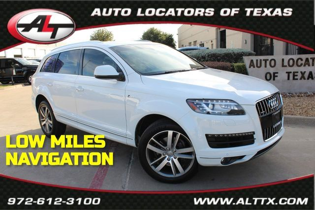 2015 Audi Q7 Premium Plus | Plano, TX | Consign My Vehicle in  TX