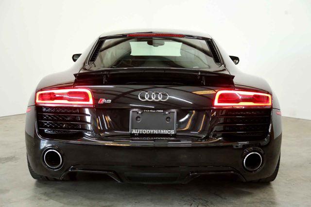 2015 Audi R8 Coupe V8 Houston, Texas 10