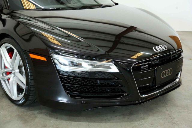 2015 Audi R8 Coupe V8 Houston, Texas 4