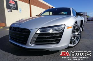 2015 Audi R8 V10 Plus Coupe S-Tronic Quattro AWD Diamond Stitch | MESA, AZ | JBA MOTORS in Mesa AZ