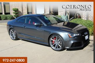 2015 Audi RS 5 Coupe Sport Edition in Addison TX, 75001