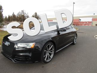 2015 Audi RS 5 Quattro Coupe Only 16K Miles! Bend, Oregon