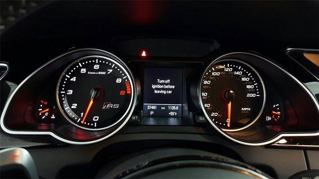 2015 Audi RS 5 4.2 quattro in McKinney, Texas 75070