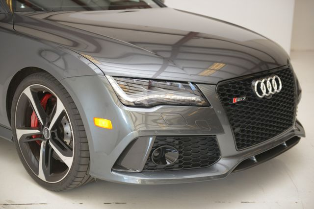2015 Audi RS 7 Prestige Houston, Texas 4