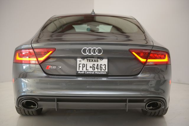 2015 Audi RS 7 Prestige Houston, Texas 10