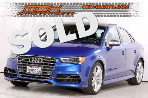 2015 Audi S3 2.0T Premium Plus - MMI - B&O Sound in Los Angeles