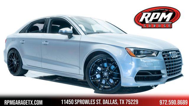 2015 Audi S3 2.0T Premium Plus with Upgrades in Dallas, TX 75229