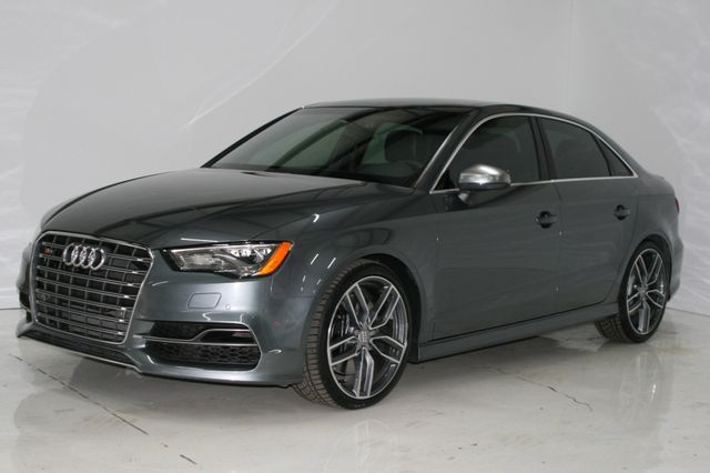 2015 Audi S3 2.0T Prestige Houston, Texas 2